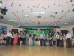 NVHLĐ Q.11 tổ chức chương trình giao lưu các lớp khiêu vũ nghệ thuật khóa 105 và tổng khai giảng các lớp khiêu vũ khóa 106.