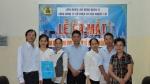 Lễ trao quyết định thành lập CĐCS Công ty Cổ phần Tư vấn Phước Tài.