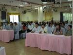 Lớp tập huấn kiến thức hội nhập quốc tế cho cán bộ công đoàn năm 2012