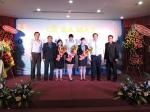Lễ ra mắt BCH CĐCS Tập đoàn Thiên Thanh.