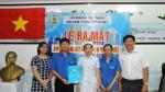 Lễ trao quyết định thành lập CĐCS Công ty TNHH Phòng khám Đa khoa Đại Việt quận 11.