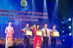 Đêm trao giải Hội diễn văn nghệ Công nhân, Viên chức, Người lao động Tp.Hồ Chí Minh năm 2018