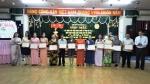 Họp mặt kỷ niệm 110 năm ngày Quốc tế Phụ nữ 8/3, 1980 năm cuộc khởi nghĩa Hai bà Trưng.