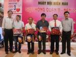 LĐLĐ Q.11 tổ chức Ngày hội hiến máu