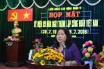 Liên đoàn Lao động Quận 11 tổ chức họp mặt Kỷ niệm 89 năm ngày thành lập Công đoàn Việt Nam (28/7/1929 – 28/7/2018).