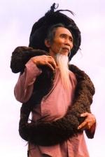 """Những """"dị nhân"""" Việt có mái tóc kỳ lạ"""