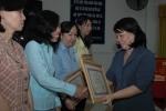 Một số hình ảnh hoạt động Nữ công của LĐLĐ Quận 11 giai đoạn 2008 - 2012