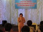LĐLĐ Quận 11 tổ chức buổi tuyên truyền về bình đẳng giới và sức khỏe sinh sản cho đoàn viên Công đoàn.