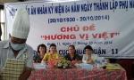 Các hoạt động chào mừng ngày phụ nữ Việt Nam 20/10 cấp cơ sở.