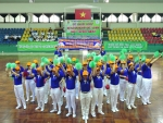 Liên đoàn Lao động quận 11 tổ chức lễ khai mạc Hội thao CNVC – LĐ lần thứ 25 năm 2017.