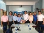 LĐLĐ Q.11 đến thăm và chúc mừng Quận Đoàn 11 nhân kỷ niệm 87 năm ngày thành lập Đoàn TNCS Hồ Chí Minh (26/3/1931 - 26/3/2018).